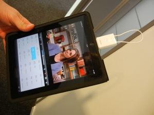 DAB på iPad