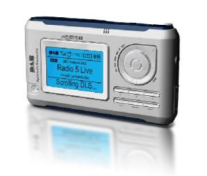Lommeradio med DAB for 499,-