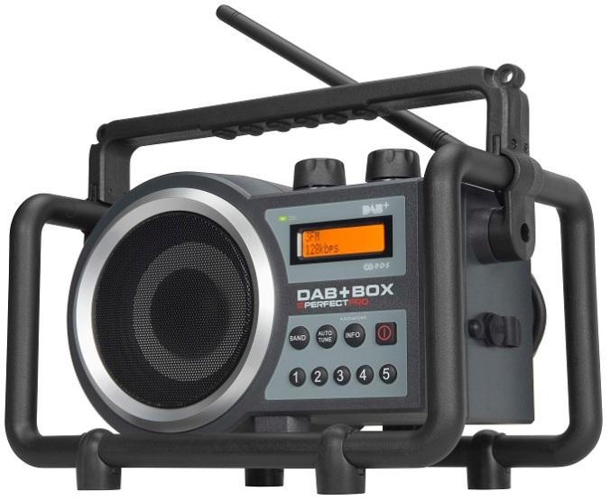 Verdens tøffeste radio