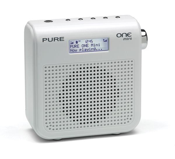 Juletilbud  -  radio inkludert oppladbart batteri