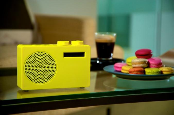 En lekker DAB+/FM-radio til 399,-