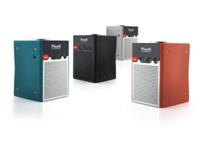Pinell GO lanseres i fire flotte farger. Norsk design er lekkert!