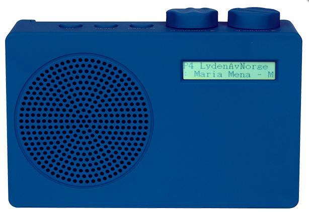 Den nye POP-fargen lanseres 2. september. Blå. Nordmenn liker blått.