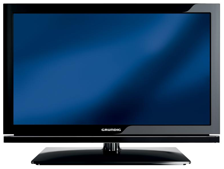 led tv for 12v med trippel tuner grundig vle 8320 bn radiobutikken. Black Bedroom Furniture Sets. Home Design Ideas