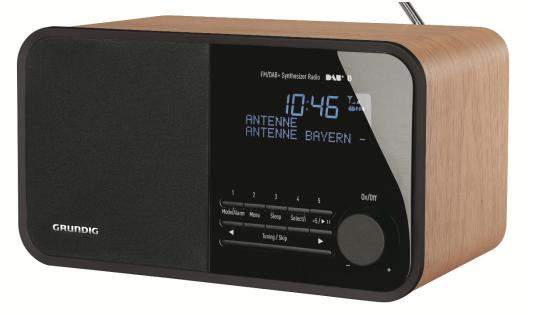 God lyd og enkel i bruk. Grundig-kvalitet kan du stole på. 1098,- for Radiobutikken.nos kunder i dag.