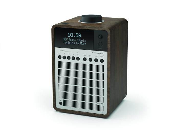 Nydelig lyd og supert mottak. REVO SuperSignal lever opp til navnet.