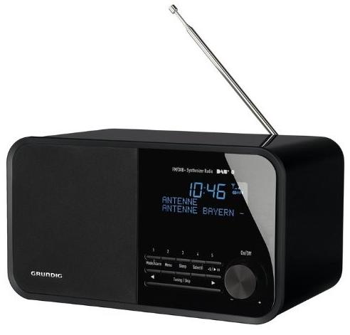 Nydelig lyd og veldig praktisk bluetooth-funksjon som gir deg mulighet til å høre musikken fra din bluetooth-enhet (feks smarttelefon) rett på radioen.