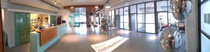 Radiobutikken.no i nye lokaler på Glommen Brygge, Kråkerøy i Fredrikstad.