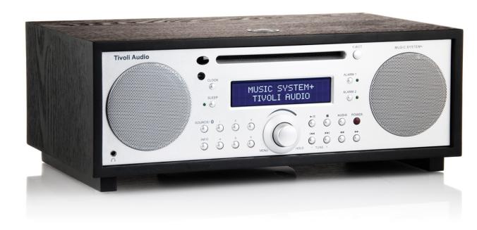 Nydelig lyd. Nydelig radio. Tivoli MusicSystem+ er satt ned fra 8999,- til 5999,- i dag.