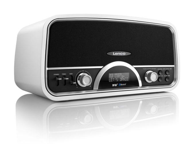 Lekker radio med dab, dab+ og fm. Nydelig lyd!