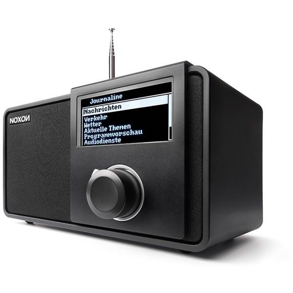 Lekker dabradio med dab, dab+, fm og oppladbart batteri.
