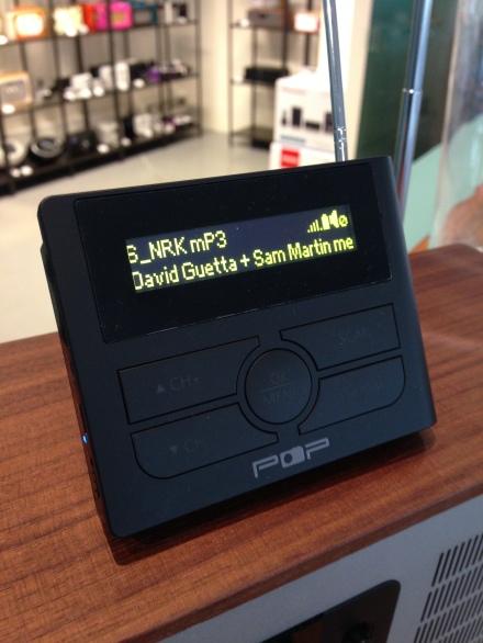 POPyourCAR kan brukes både hjemme og i bil, båt, camping, bobil etc. Du får tilgang til alle de nye radiokanalene.