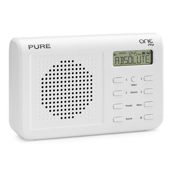 Lekker reiseradio med dab, dab+ og fm. Enkel å bruke. Lett å ta med seg.