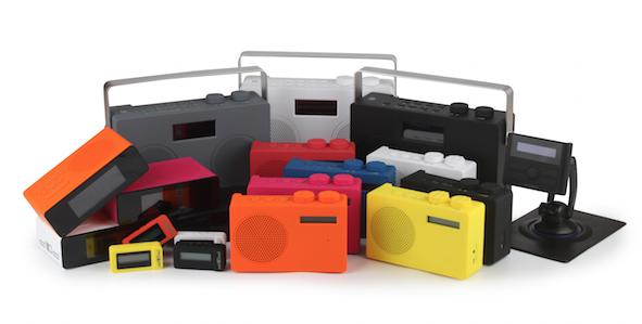 POP er en familie med radioer som i dag består av fem forskjellige modeller og fem forskjellige bruksområder.