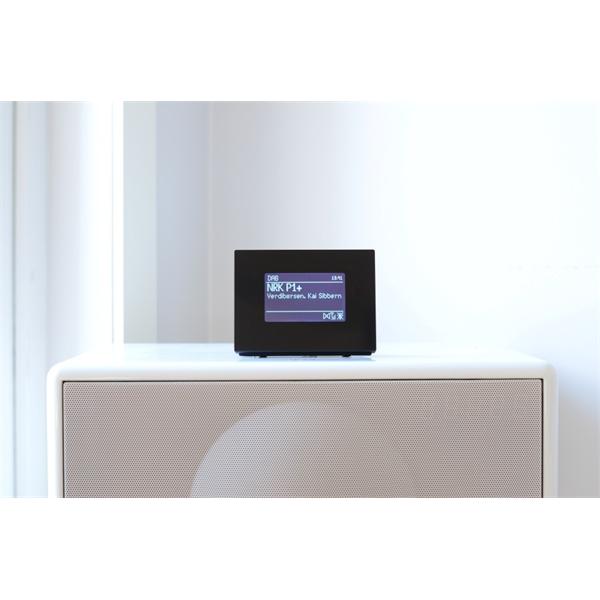 M7 er et adapter med dab, dab+ og internettradio.