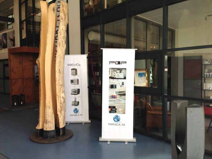 Radiobutikken.no holder til i 1. etasje i Kråkerøyveien 2b