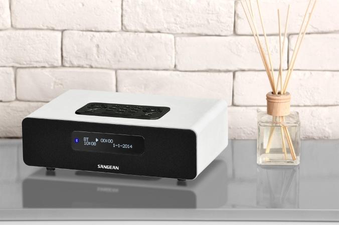 Sangean DDR36. Flott radio med dab, dab+, fm, bluetooth og mer. I stereo!