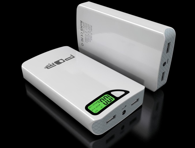 POPpower batteribank, 13.000 mAh