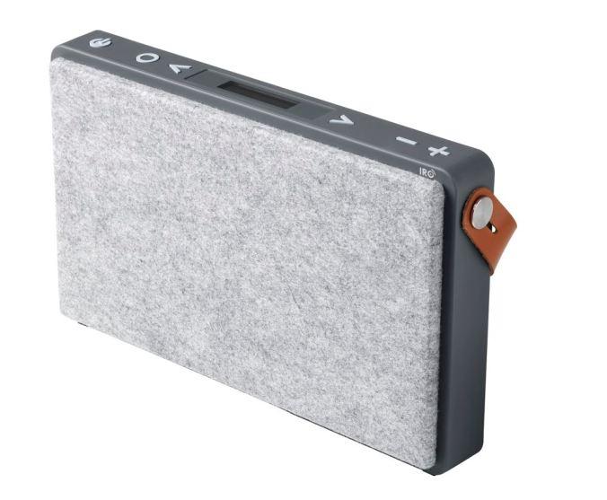 IRCs The Transistor er en lekker radio med dab, dab+, fm og bluetooth NFC.