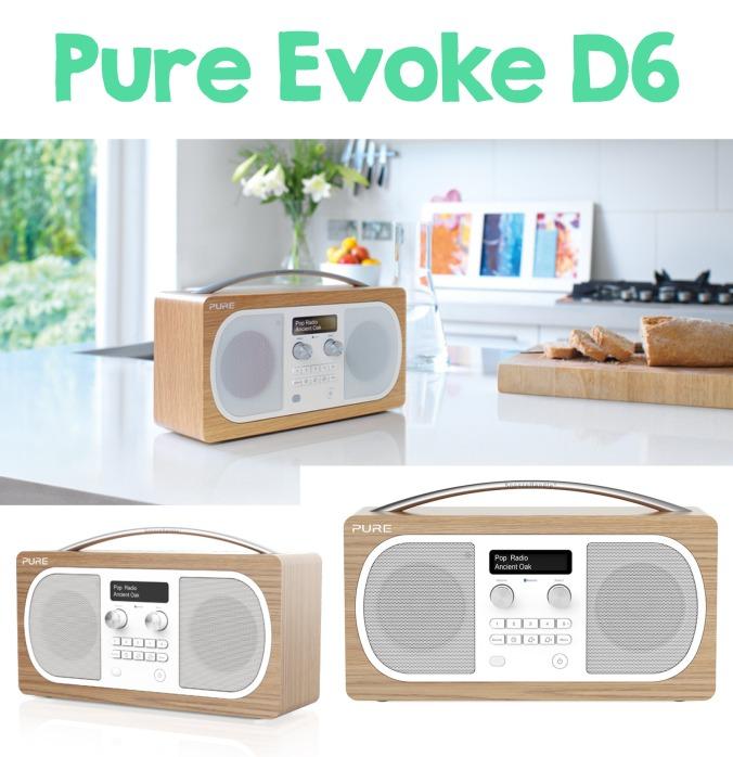 PureEvokeD6