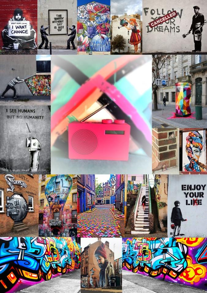 Grafitti-søndag