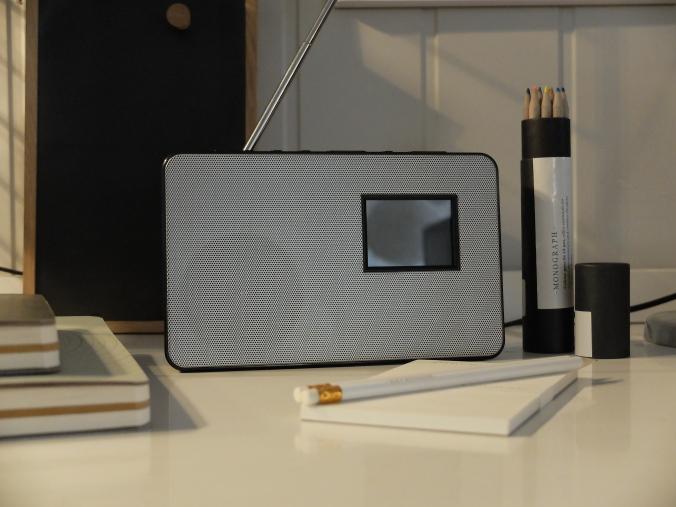 POPoffice - en super radio med fargeskjerm og godt mottak