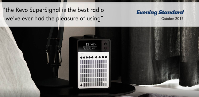 Evening Standard tester radio - REVO best i test
