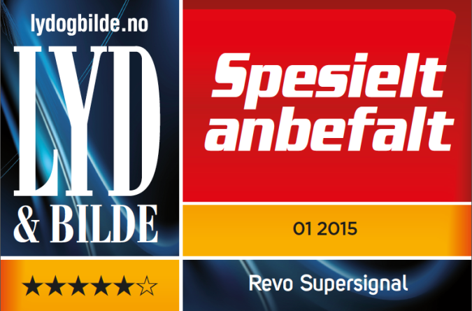 REVO SuperSignal radio
