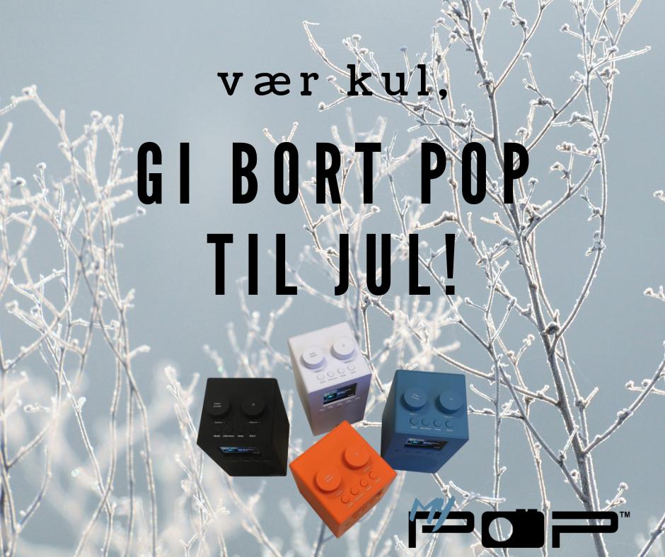 Copy of selg POP til jul