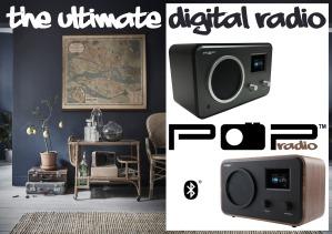 12v radio med dab+, fm og bluetooth